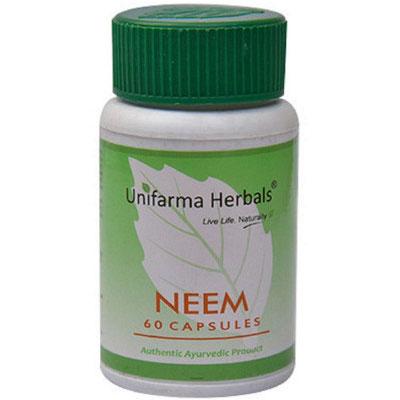 Unifarma Herbals - neem-capsules
