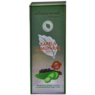 Unifarma Herbals Karela-jamun-rus