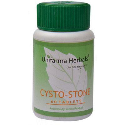 Unifarma Herbals cysto stone tablets