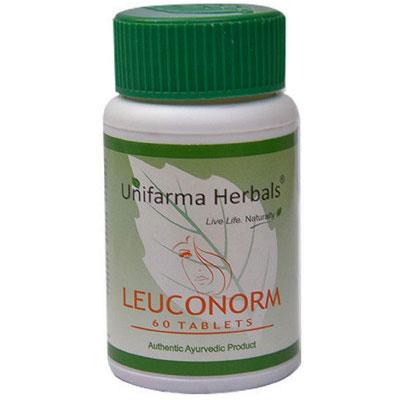 Unifarma Herbals - leukonorm-tablets