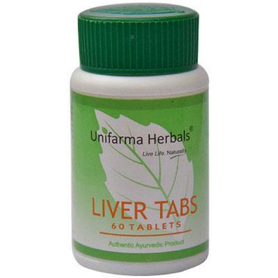 Unifarma Herbals liver tablets