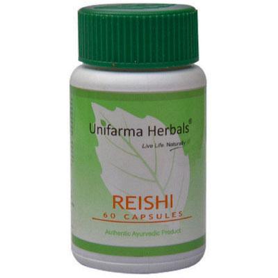 Unifarma Herbals reishi capsules