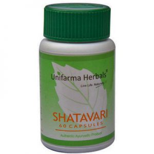 Unifarma Herbals shatavari-capsules