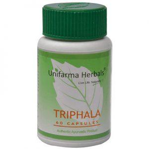 Unifarma Herbals triphala-capsules