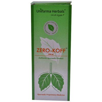 Unifarma Herbals - zero-koff-200ml