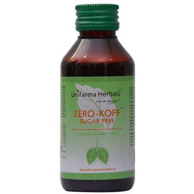Unifarma Herbals : zero-koff-sf-200ml