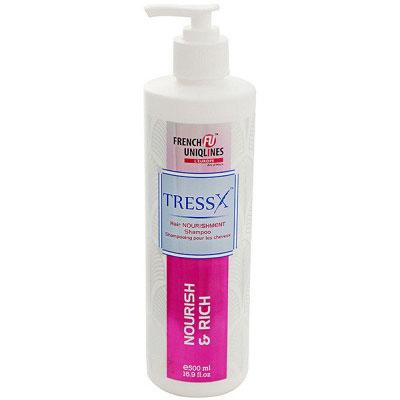 French Uniqlines - Tressx-hair-nourishment-shampoo