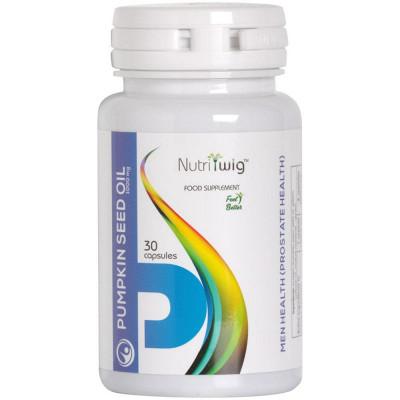 Nutritwig - Pumpkin Seed Oil