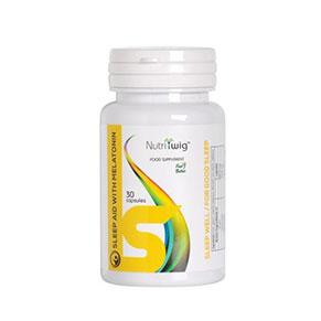 Nutritwig - Sleep Aid with melatonin