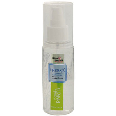 French Uniqlines tressx-hair-repair-serum