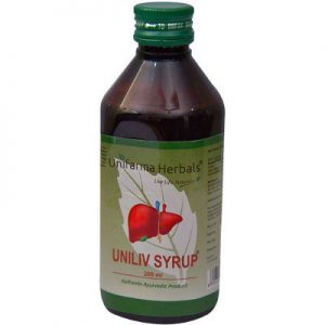 Unifarma Herbals uniliv-syrup