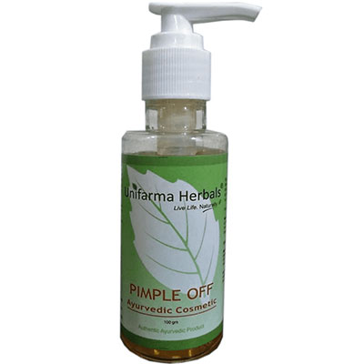 Unifarma Herbals - French Uniqlines Pimple Off (Acne Cream)