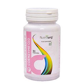 Nutritwig - Coenzyme-Q10