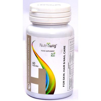 NUTRITWIG- HEALINATURE SKIN, HAIR & NAIL CARE 60 Cap